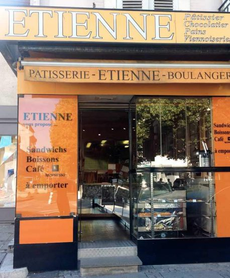 Boulangerie - Pâtisserie Etienne